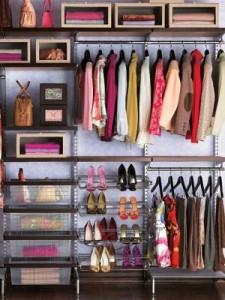 организация порядка в шкафу