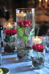 плавающие свечи
