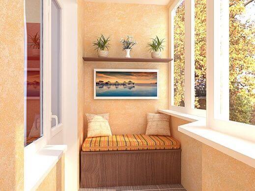 7 красивых летних аксессуаров для вашего балкона