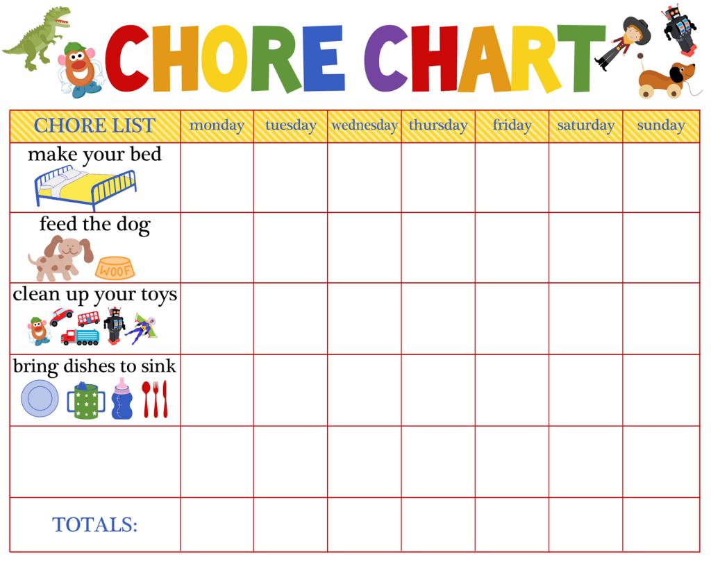 Chore Chart2